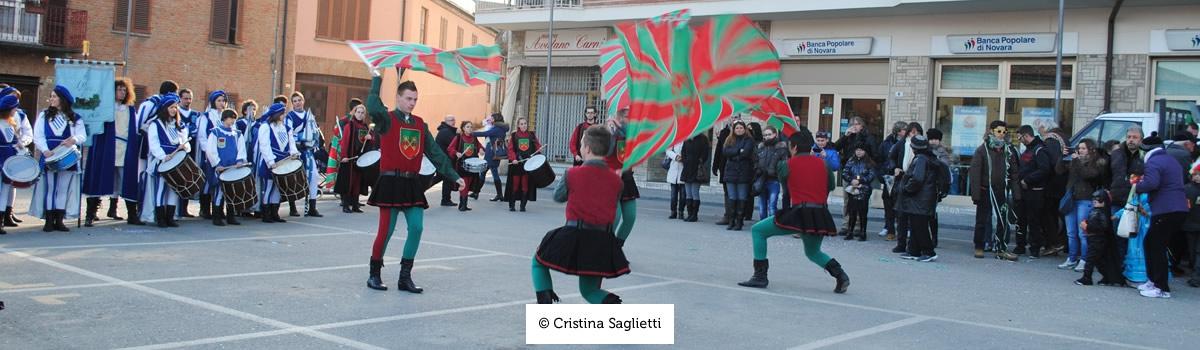 Il Carnevale di Castagnole delle Lanze.